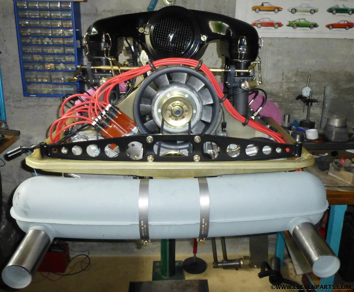 911 Type 3.0 RSR race engine NEW