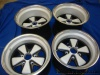 "FUCHS 9"" and 11"" x 15 for RSR - concours condition"