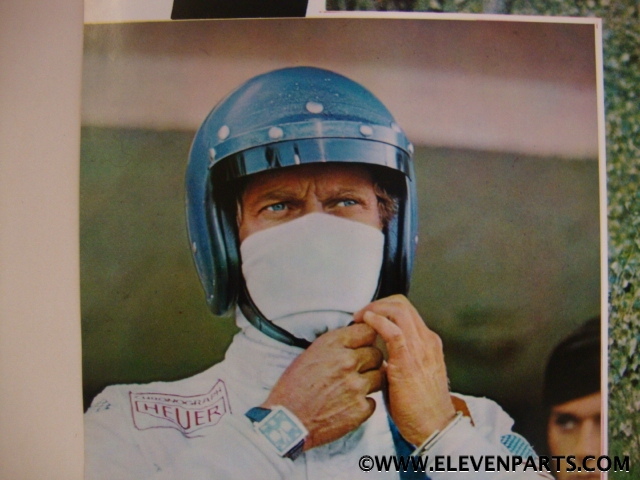 Steve McQueen - Le Mans movie poster set 1971