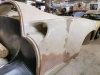 1967, Porsche 910 spare chassis - body project